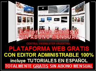 web autoadministrable